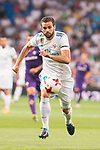Real Madrid's Nacho Fernandezduring XXXVIII Santiago Bernabeu Trophy at Santiago Bernabeu Stadium in Madrid, Spain August 23, 2017. (ALTERPHOTOS/Borja B.Hojas)