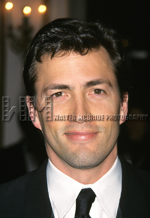 """Andrew Shue pictured at """"An Evening Under the Colorado Sky"""" benifit at the Waldorf Astoria in New York City on January 23, 2001."""