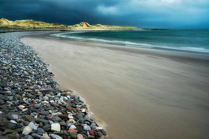 Catlegregory beach. County Kerry, Ireland