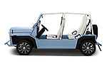 Car driver side profile view of a 2019 Moke America eMoke Base 5 Door SUV