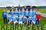 The Firies U10 boys taking part in the annual John Mitchels U8/U10 Blitz on Saturday.