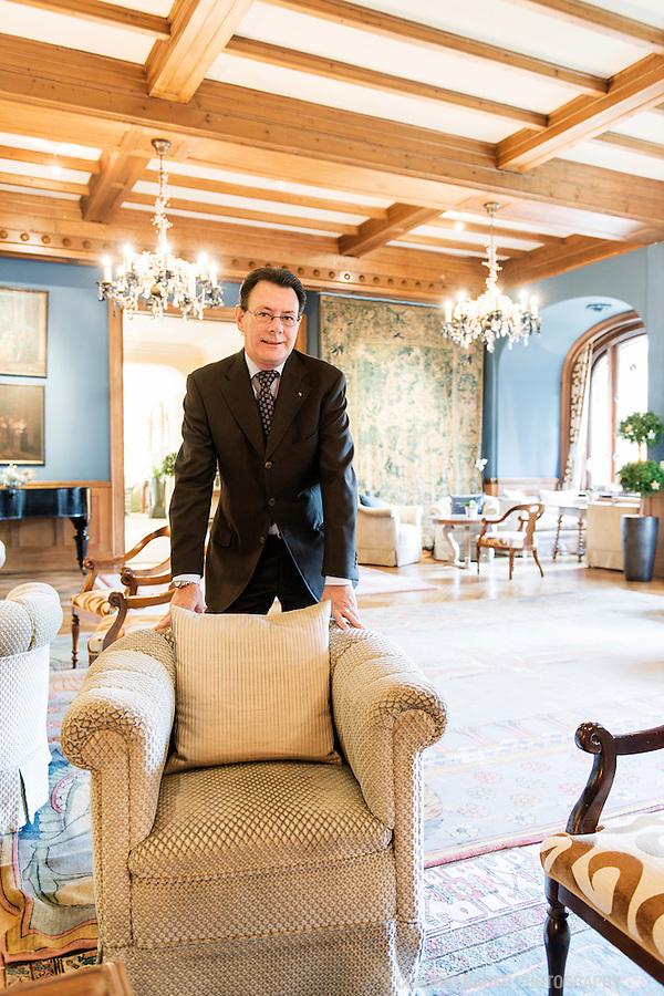 Ivan Zorloni, Director Hotel Villa Castagnola, Lugano