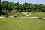 WINTERSWIJK - Hole 9.  Golf & Country Club Winterswijk, golfbaan De Voortwisch.     COPYRIGHT  KOEN SUYK
