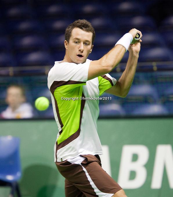 2011-02-07, Tennis, Rotterdam, ABNAMROWTT,  Phillip Kohlschreiber