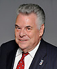 Peter King, Republican incumbent candidate for US Congress NY 2nd District, poses for a portrait in his office on Monday, July 2, 2018. -- slVOTE --