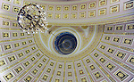"Light and ceiling Statuary Hall US Capitol Washington DC, Statuary Hall, Inside US Capitol, Rotunda of US Capitol, United States Capitol Washington D.C., United States Capital and legislature, Federal government of the United States of America Washington D.C., National Mall, Capitol Hill, Capitol, Capital, quadrants of the District, East and West side of the Capitol 'fronts,"" East side of Capitol side to arrive for visitors, American Neoclassicism, Architect William Thornton, United States Constitution ratification 1789, L'Enfant, surrounding area of Washington DC, US Capitol, Capitol, United States Congress, Washington, D.C. fine art photography by Ron Bennett (c). Copyright,  Washington DC, District, DC, capital, Potomac River, Washington Metropolitan, metropolitan area, federal district, federal government of USA, US Congress, White House, National Mall, Politics in the United States, Presidential, Federal Republic, united States Congress, powers, Judicial Power, House of Representatives, US Senate, Constitution, federal law, Democratic Party, Republican party, two party system, Fine Art Photography by Ron Bennett, Fine Art, Fine Art photo, Art Photography, Bennett Photography, Bennett, award winning photography,"