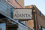 Berkeley, California: Ajanta Indian Restaurant.  Photo copyright Lee Foster.  Photo # california123412