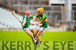 John Griffin Kerry shoots another point against  Limerick during their Munster cup clash  in the Gaelic Grounds on Sunday