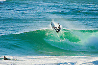 Coolangatta, Queensland. Friday 27 May 2011. Ryan Hipwood (AUS) surfing at D-Bah. A strong south swell is passing the Gold Coast with spots like D-Bah and TOS picking up most of the swell.- Photo: joliphotos.com