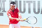 Japanese Yuichi Sugita  during Mutua Madrid Open 2018 at Caja Magica in Madrid, Spain. May 08, 2018. (ALTERPHOTOS/Borja B.Hojas)