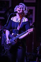 BOCA RATON - FEBRUARY 13: Samantha Fish performs at The Funky Biscuit on February 13, 2020 in Boca Raton, Florida. Credit: mpi04/MediaPunch