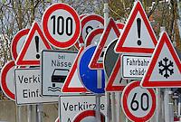 Schilderwald: EUROPA, DEUTSCHLAND, HAMBURG, (EUROPE, GERMANY), 24.04.2013: Schilderwald