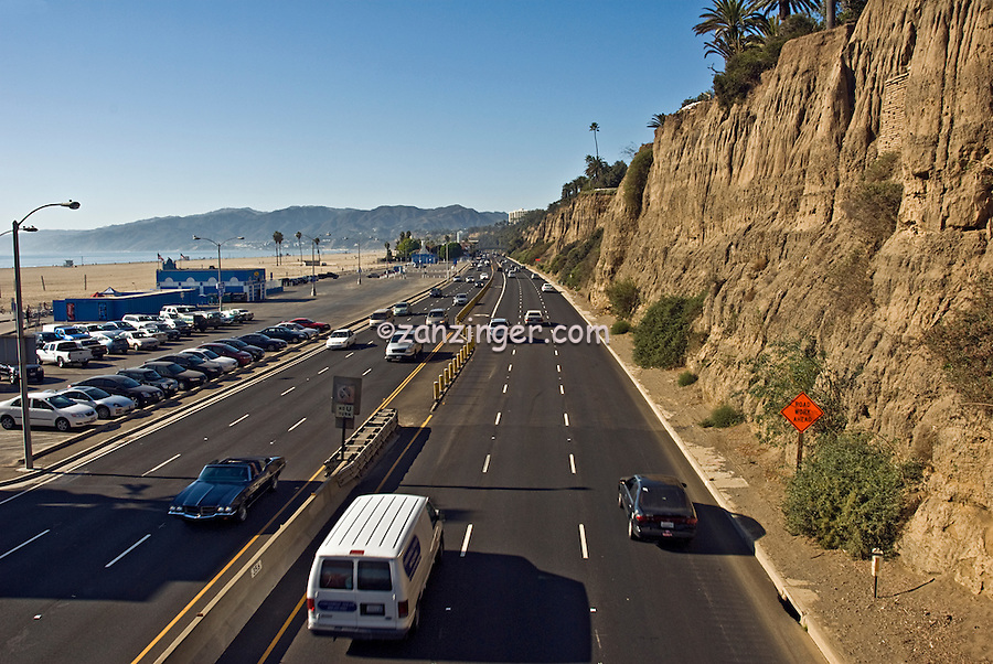 Santa Monica CA Pacific Coast Highway