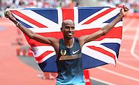 British Athletics Anniversary Games 27-Jul-2013