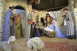 Bethlehem, Nativity Scene at the Church of St. Catherine