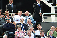 Newcastle United owner Mike Ashley looks on  during Newcastle United vs Tottenham Hotspur, Premier League Football at St. James' Park on 13th August 2017