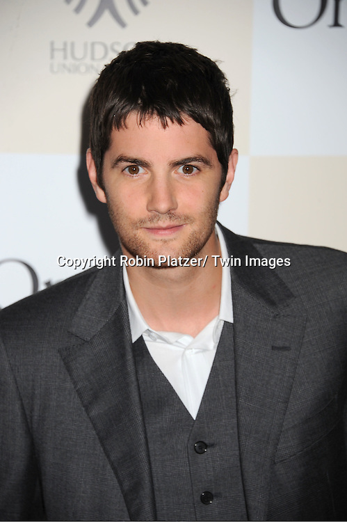 "Jim Sturgess attending the New York Premiere of ""One Day"" starring ..Anne Hathaway, Jim Sturgess and Patricia Clarkson on ..August 8, 2011 at The AMC Loews Lincoln Square 13 Theatre in New York City."