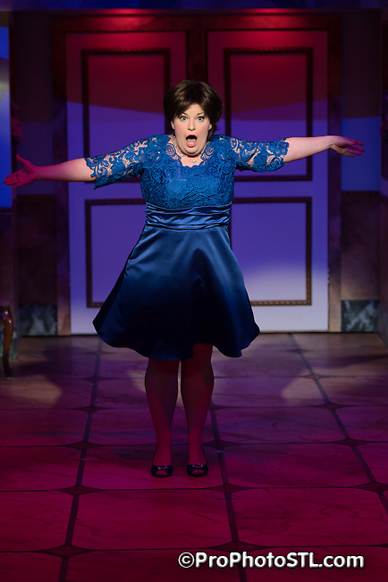 """""""It shoulda been you"""" presented by STAGES St. Louis in Robert Reim Theater in Kirkwood, Missouri on June 2, 2016."""