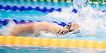 Morgan Bird, of Calgary, AB, competes in the women's 400m freestyle S8 classification heats at the Olympic Aquatics Stadium during the Paralympic Games in Rio de Janeiro, Brazil, on September 8, 2016.