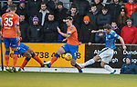 23.12.2018 St Johnstone v Rangers: Matty Kennedy skips past the Rangers defence to score for St Johnstone