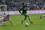 15.04.2018, Weser Stadion, Bremen, GER, 1.FBL, Werder Bremen vs RB Leibzig, im Bild<br /> <br /> Ishak Belfodil (Werder #29)<br /> <br /> Foto &copy; nordphoto / Kokenge