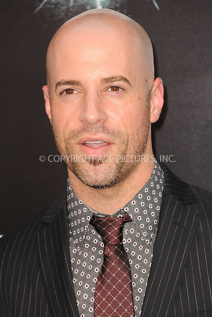 WWW.ACEPIXS.COM . . . . . .July 16, 2012...New York City...Chris Daughtry attends 'The Dark Knight Rises' New York Premiere at AMC Lincoln Square Theater on July 16, 2012 in New York City ....Please byline: KRISTIN CALLAHAN - ACEPIXS.COM.. . . . . . ..Ace Pictures, Inc: ..tel: (212) 243 8787 or (646) 769 0430..e-mail: info@acepixs.com..web: http://www.acepixs.com .