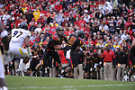 Maryland v West Virginia.photo by: Preston Keres