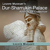 Assyrian Korsabad Palace Dur Sharrukin Relief Sculptures - Louvre - Art