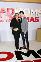 "LOS ANGELES - OCT 30:  Camryn Manheim, Milo Manheim at the ""A Bad Moms Christmas"" Premiere at the Village Theater on October 30, 2017 in Westwood, CA"