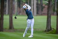 Eun-Hee Ji (KOR) watches her tee shot on 11 during round 1 of the U.S. Women's Open Championship, Shoal Creek Country Club, at Birmingham, Alabama, USA. 5/31/2018.<br /> Picture: Golffile | Ken Murray<br /> <br /> All photo usage must carry mandatory copyright credit (&copy; Golffile | Ken Murray)