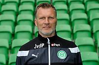 GRONINGEN - Voetbal, Presentatie FC Groningen o23, seizoen 2017-2018, 11-09-2017,   Johan van der Ploeg