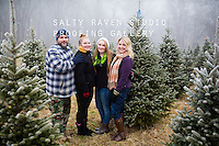 Carrie's Christmas Tree Session