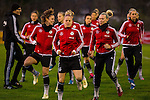 20151124 Training Deutsche Frauen-Nationalmannschaft