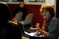 Corso di teatro di Lucia Panaro. Prove dello spettacolo.Theatre course Lucia Panaro. Rehearsals for the show.