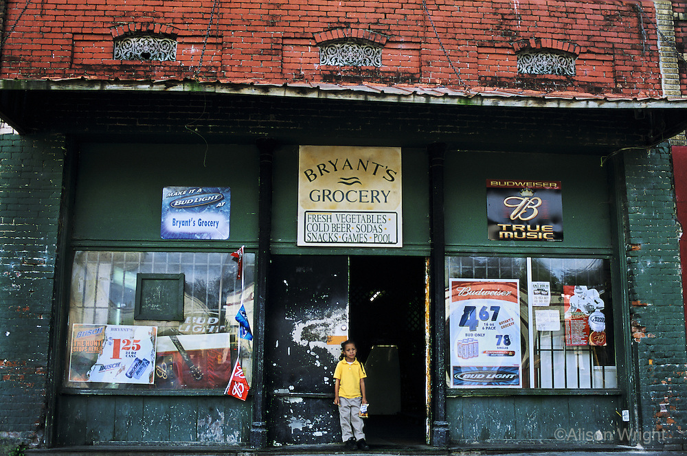 Mississippi Delta, Jonestown. The first black town started after slavery was abolished.