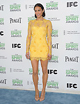 Paula Patton attends The 2014 Film Independent Spirit Awards held at Santa Monica Beach in Santa Monica, California on March 01,2014                                                                               © 2014 Hollywood Press Agency