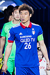Suwon Samsung Bluewings Suwon Midfielder Yeom Ki Hun getting into the field during the AFC Champions League 2017 Group G match between Suwon Samsung Bluewings (KOR) vs Kawasaki Frontale (JPN) at the Suwon World Cup Stadium on 25 April 2017, in Suwon, South Korea. Photo by Yu Chun Christopher Wong / Power Sport Images