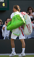 ALEXANDR DOLGOPOLOV (UKR)<br /> <br /> The Championships Wimbledon 2014 - The All England Lawn Tennis Club -  London - UK -  ATP - ITF - WTA-2014  - Grand Slam - Great Britain -  27th June 2014. <br /> <br /> &copy; AMN IMAGES