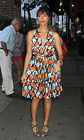 NEW YORK CITY, NY - August  01, 2012: Rashida Jones at the screening of 'Celeste and Jess Forever' at the Sunshine Landmark Theater in New York City. © RW/MediaPunch Inc. /NortePhoto.com<br /> <br /> **SOLO*VENTA*EN*MEXICO**<br />  **CREDITO*OBLIGATORIO** *No*Venta*A*Terceros*<br /> *No*Sale*So*third* ***No*Se*Permite*Hacer Archivo***No*Sale*So*third*