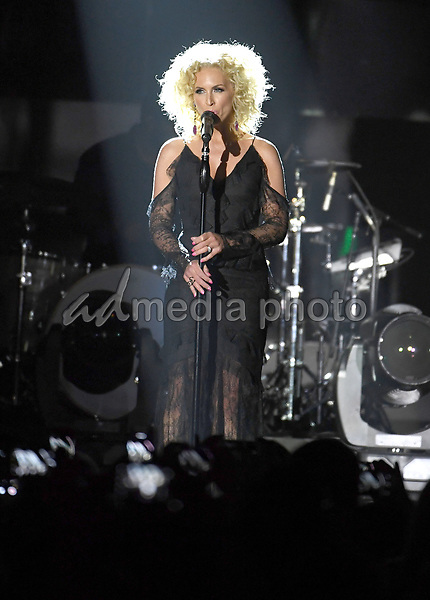 07 June 2017 - Nashville, Tennessee - KImberly Schlapman of Little Big Town. 2017 CMT Music Awards held at Music City Center. Photo Credit: Laura Farr/AdMedia