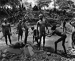 Surma tribe, Omo Valley, southern Ethiopia, 2003-2004