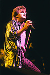 Various live photographs of the rock band, Honeymoon Suite
