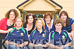 CELEBRATIONS: Legion women at the club's 80th anniversary celebrations in the Legion clubhouse on Monday evening front l-r: Breda O'Donoghue, Geraldine Keane, Joanne Davies. Back l-r: Brid Griffin, Murie O'Sullivan, Linda O'Donoghue and Catherine Gleeson.