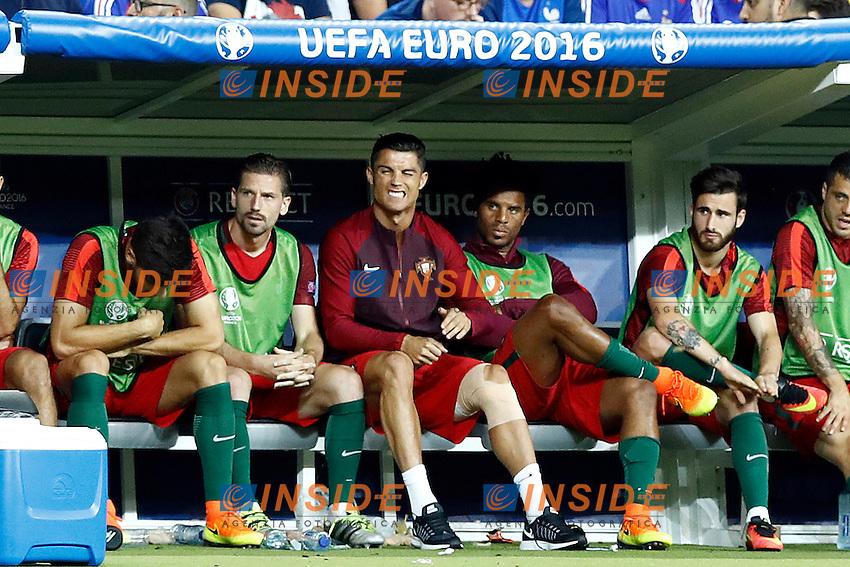 Cristiano Ronaldo (Portugal) <br /> Paris 10-07-2016 Stade de France Football Euro2016 Portugal - France / Portogallo - Francia Finale/Finals<br /> Foto Matteo Ciambelli / Insidefoto