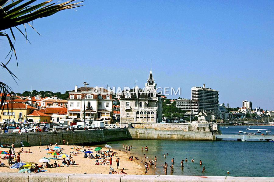 Praia de Cascais. Portugal. 2005. Foto de Rogério Reis.