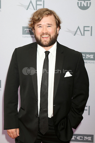 LOS ANGELES, CA - JUNE 9: Haley Joel Osment at the American Film Institute 44th Life Achievement Award Gala Tribute to John Williams at the Dolby Theater on June 9, 2016 in Los Angeles, California. Credit: David Edwards/MediaPunch