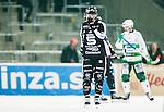 Stockholm 2015-03-14 Bandy SM-final herrar Sandvikens AIK - V&auml;ster&aring;s SK :  <br /> Sandvikens Erik S&auml;fstr&ouml;m deppar under matchen mellan Sandvikens AIK och V&auml;ster&aring;s SK <br /> (Foto: Kenta J&ouml;nsson) Nyckelord:  SM SM-final final Bandyfinal Bandyfinalen herr herrar VSK V&auml;ster&aring;s SAIK Sandviken depp besviken besvikelse sorg ledsen deppig nedst&auml;md uppgiven sad disappointment disappointed dejected