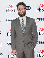 12 November  2017 - Hollywood, California - Seth Rogen. AFI FEST 2017 Screening Of &quot;The Disaster Artist&quot; held at The Beverly Hilton Hotel in Hollywood. <br /> CAP/ADM/BT<br /> &copy;BT/ADM/Capital Pictures