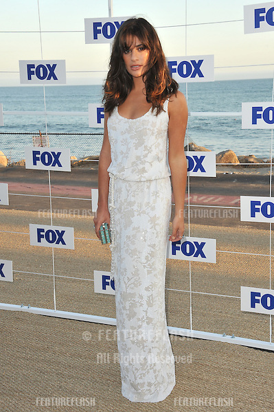 """Glee"" star Lea Michele at the Fox TV Summer 2011 All-Star Party at Gladstones Restaurant, Malibu..August 5, 2011  Malibu, CA.Picture: Paul Smith / Featureflash"