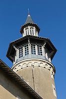 France, Aquitaine, Pyrénées-Atlantiques, Pays Basque, Biarritz:  Villa: La Vigie //  France, Pyrenees Atlantiques, Basque Country, Biarritz: